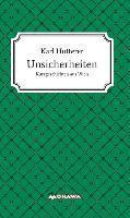 Unsicherheiten - Karl Hutterer pdf epub