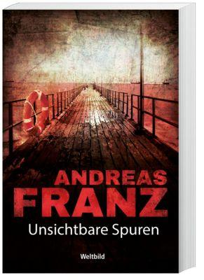 Unsichtbare Spuren, Andreas Franz