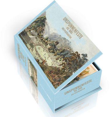 Unspunnenfeste ab 1805 - Postkartenbox