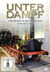 Unter Dampf - Eisenbahn in Deutschland von 1835-1939, Special Interest
