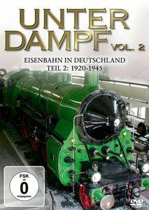 Unter Dampf Vol. 2 - Eisenbahn in Deutschland 1920-1945, Special Interest