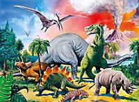Unter Dinosauriern. Puzzle 100 Teile XXL - Produktdetailbild 1