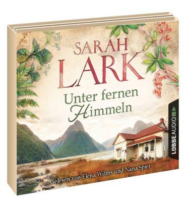Unter fernen Himmeln, 6 Audio-CDs, Sarah Lark