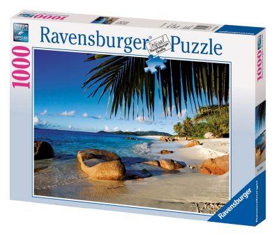 Unter Palmen. Puzzle (1000 Teile)