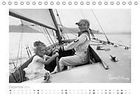 Unter Segeln und auf See (Tischkalender 2019 DIN A5 quer) - Produktdetailbild 12