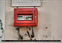 Unter Strom - Elektroinstallationen der besonderen Art (Tischkalender 2019 DIN A5 quer) - Produktdetailbild 6