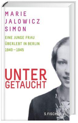 Untergetaucht, Marie Jalowicz Simon