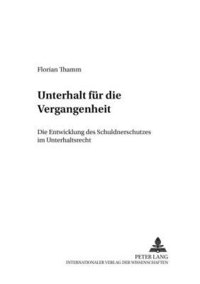 Unterhalt für die Vergangenheit, Florian Thamm