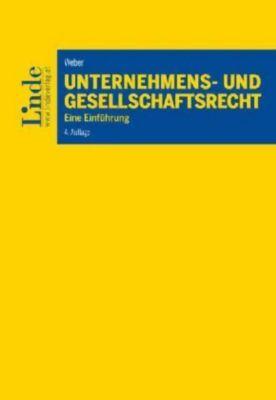 Unternehmens- und Gesellschaftsrecht - Martin Weber |