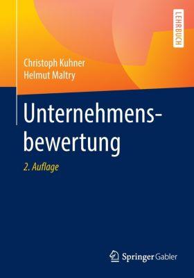 Unternehmensbewertung, Christoph Kuhner, Helmut Maltry