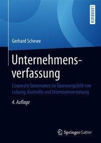 Unternehmensverfassung, Gerhard Schewe