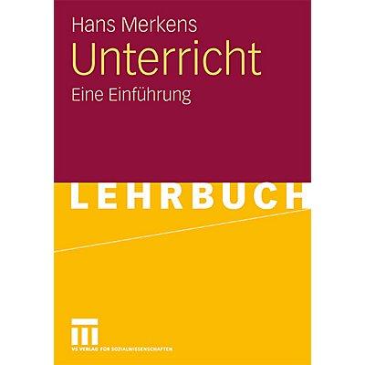 621dd069603e5d Unterricht Buch von Hans Merkens portofrei bestellen - Weltbild.at