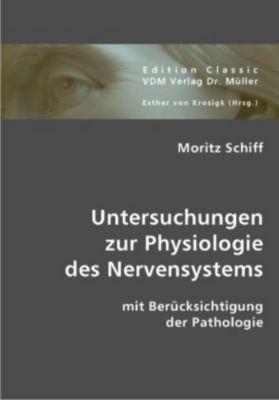Untersuchungen zur Physiologie des Nervensystems, Moritz Schiff