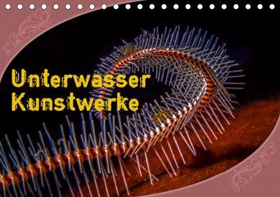 Unterwasser Kunstwerke (Tischkalender 2019 DIN A5 quer), Dieter Gödecke