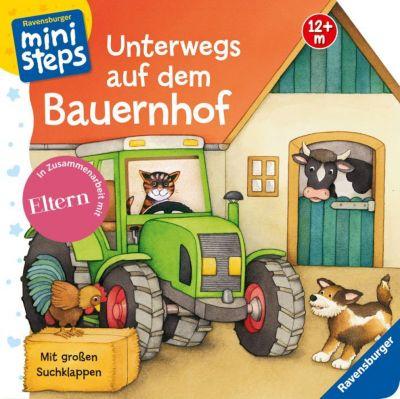 Unterwegs auf dem Bauernhof, Monika Neubacher-Fesser, Sabine Cuno