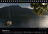 Unterwegs auf dem Maximiliansweg (Tischkalender 2019 DIN A5 quer) - Produktdetailbild 9