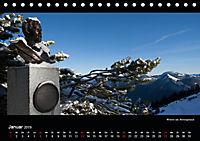 Unterwegs auf dem Maximiliansweg (Tischkalender 2019 DIN A5 quer) - Produktdetailbild 1