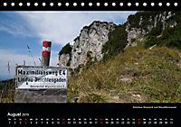 Unterwegs auf dem Maximiliansweg (Tischkalender 2019 DIN A5 quer) - Produktdetailbild 8