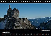 Unterwegs auf dem Maximiliansweg (Tischkalender 2019 DIN A5 quer) - Produktdetailbild 12
