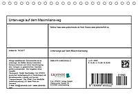Unterwegs auf dem Maximiliansweg (Tischkalender 2019 DIN A5 quer) - Produktdetailbild 13