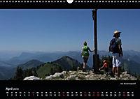 Unterwegs auf dem Maximiliansweg (Wandkalender 2019 DIN A3 quer) - Produktdetailbild 4