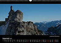 Unterwegs auf dem Maximiliansweg (Wandkalender 2019 DIN A3 quer) - Produktdetailbild 12
