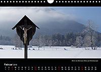 Unterwegs auf dem Maximiliansweg (Wandkalender 2019 DIN A4 quer) - Produktdetailbild 2