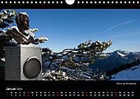 Unterwegs auf dem Maximiliansweg (Wandkalender 2019 DIN A4 quer) - Produktdetailbild 1