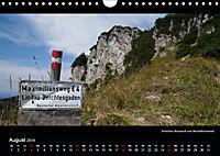 Unterwegs auf dem Maximiliansweg (Wandkalender 2019 DIN A4 quer) - Produktdetailbild 8