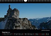 Unterwegs auf dem Maximiliansweg (Wandkalender 2019 DIN A4 quer) - Produktdetailbild 12