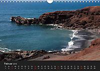 Unterwegs auf Lanzarote (Wandkalender 2019 DIN A4 quer) - Produktdetailbild 2
