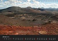 Unterwegs auf Lanzarote (Wandkalender 2019 DIN A4 quer) - Produktdetailbild 1