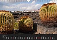 Unterwegs auf Lanzarote (Wandkalender 2019 DIN A4 quer) - Produktdetailbild 4