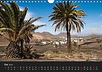 Unterwegs auf Lanzarote (Wandkalender 2019 DIN A4 quer) - Produktdetailbild 5