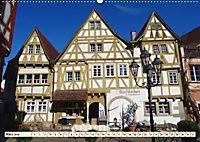 Unterwegs in Besigheim (Wandkalender 2019 DIN A2 quer) - Produktdetailbild 3