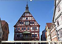 Unterwegs in Besigheim (Wandkalender 2019 DIN A2 quer) - Produktdetailbild 6