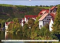 Unterwegs in Besigheim (Wandkalender 2019 DIN A2 quer) - Produktdetailbild 9