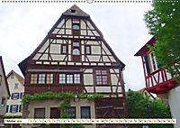 Unterwegs in Besigheim (Wandkalender 2019 DIN A2 quer) - Produktdetailbild 10