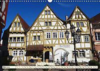 Unterwegs in Besigheim (Wandkalender 2019 DIN A3 quer) - Produktdetailbild 3