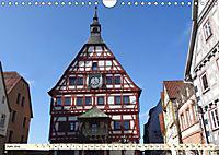 Unterwegs in Besigheim (Wandkalender 2019 DIN A4 quer) - Produktdetailbild 6