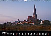 Unterwegs in der Hansestadt Rostock (Wandkalender 2019 DIN A3 quer) - Produktdetailbild 3