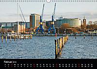 Unterwegs in der Hansestadt Rostock (Wandkalender 2019 DIN A3 quer) - Produktdetailbild 2