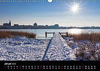 Unterwegs in der Hansestadt Rostock (Wandkalender 2019 DIN A3 quer) - Produktdetailbild 1