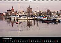 Unterwegs in der Hansestadt Rostock (Wandkalender 2019 DIN A3 quer) - Produktdetailbild 9