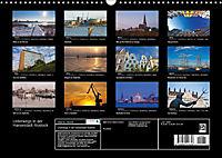 Unterwegs in der Hansestadt Rostock (Wandkalender 2019 DIN A3 quer) - Produktdetailbild 13