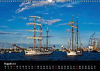 Unterwegs in der Hansestadt Rostock (Wandkalender 2019 DIN A3 quer) - Produktdetailbild 8