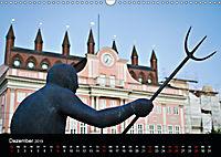 Unterwegs in der Hansestadt Rostock (Wandkalender 2019 DIN A3 quer) - Produktdetailbild 12