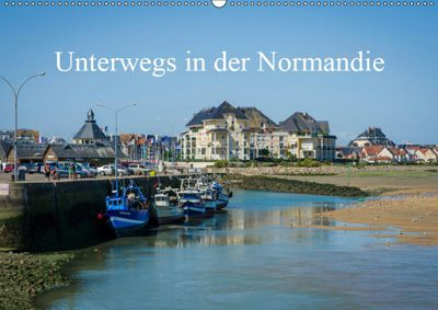 Unterwegs in der Normandie (Wandkalender 2019 DIN A2 quer), Alain Gaymard