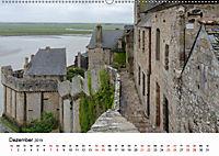 Unterwegs in der Normandie (Wandkalender 2019 DIN A2 quer) - Produktdetailbild 12