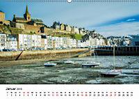 Unterwegs in der Normandie (Wandkalender 2019 DIN A2 quer) - Produktdetailbild 1